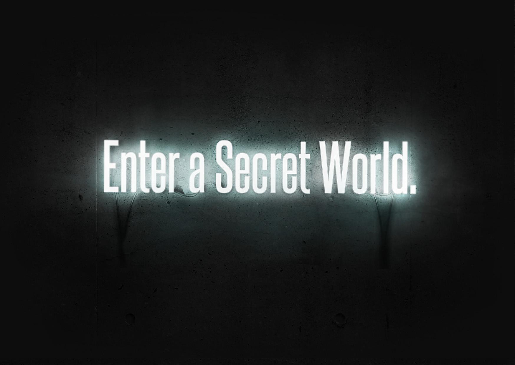 Secret Cinema Enter a Secret World
