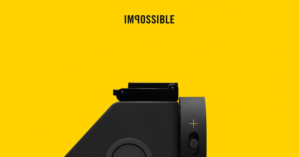 Impossible I-TYPE Cameras